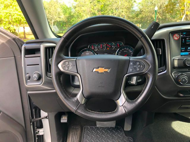 "2018 Chevrolet Silverado 1500 2WD Double Cab 143.5"" LT w/1LT - Click to see full-size photo viewer"