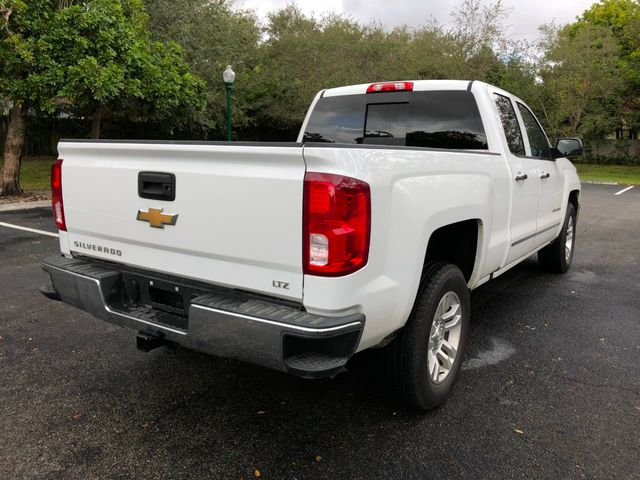 """2018 Chevrolet Silverado 1500 2WD Double Cab 143.5"""" LTZ w/1LZ - Click to see full-size photo viewer"""