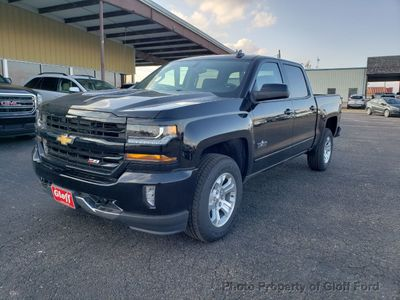"2018 Chevrolet Silverado 1500 4WD Crew Cab 153.0"" LT w/1LT - Click to see full-size photo viewer"
