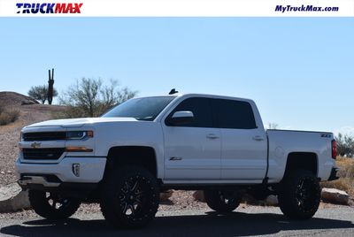 Lifted Chevy Silverado For Sale >> Lifted Trucks Used Trucks For Sale Phoenix Az Truckmax