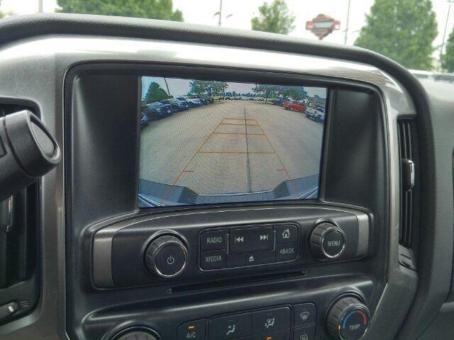 2018 Used Chevrolet Silverado 1500 LT Double Cab 4X4 20