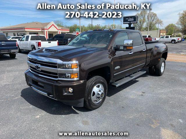 High Country Truck >> 2018 Chevrolet Silverado 3500hd 4wd Crew Cab 167 7 High Country Truck Crew Cab Long Bed For Sale Paducah Ky 59 900 Motorcar Com
