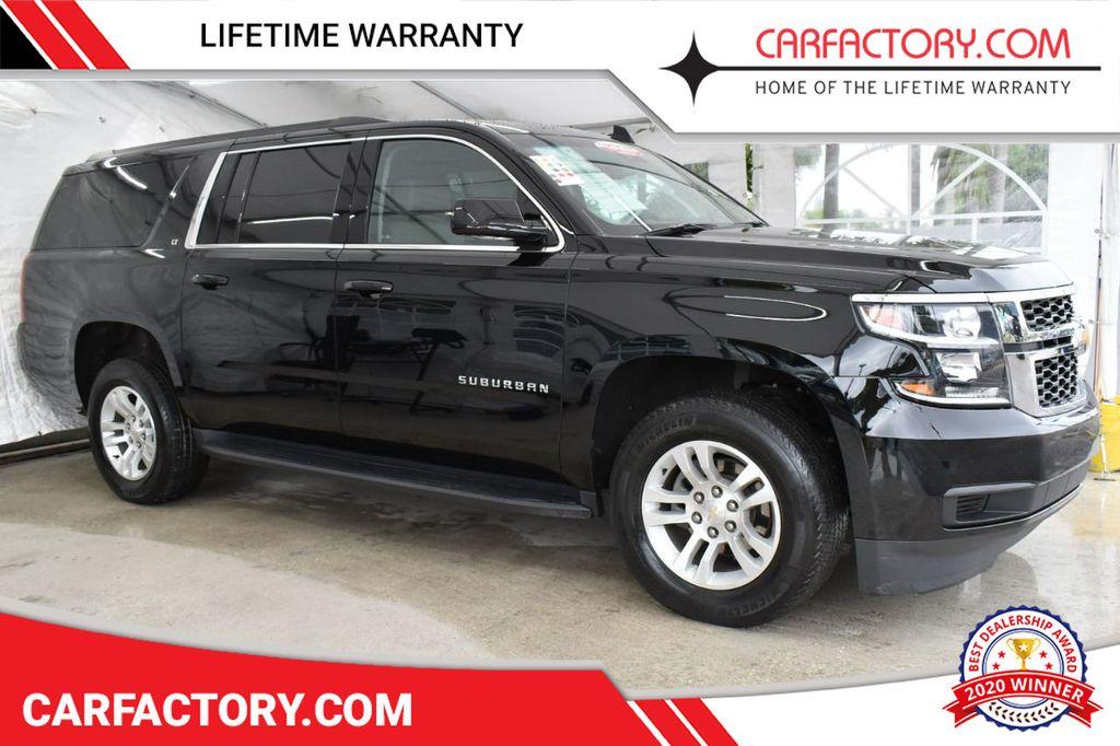 2018 Chevrolet Suburban 2WD 4dr 1500 LT - 18712657 - 0