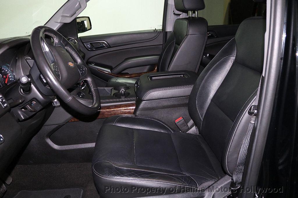 2018 Chevrolet Suburban 2WD 4dr 1500 LT - 18050670 - 19