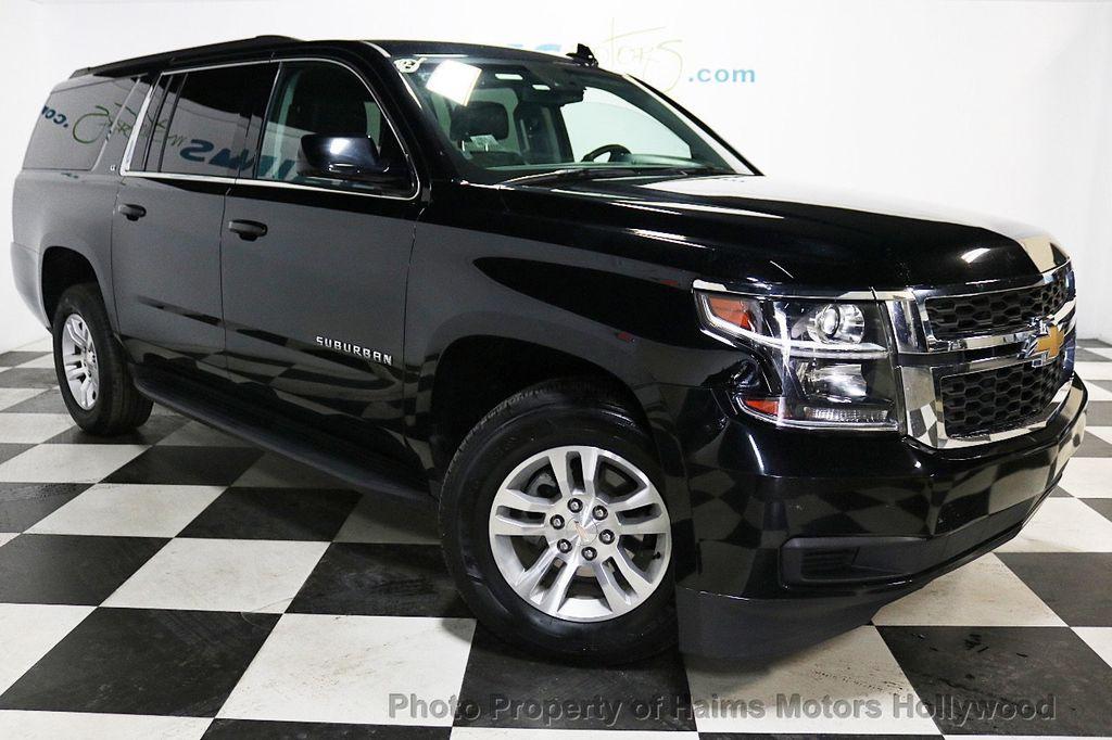 2018 Chevrolet Suburban 2WD 4dr 1500 LT - 18050670 - 3