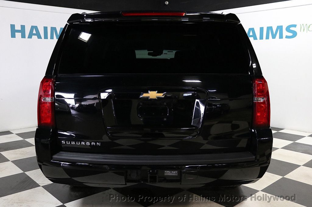 2018 Chevrolet Suburban 2WD 4dr 1500 LT - 18050670 - 5