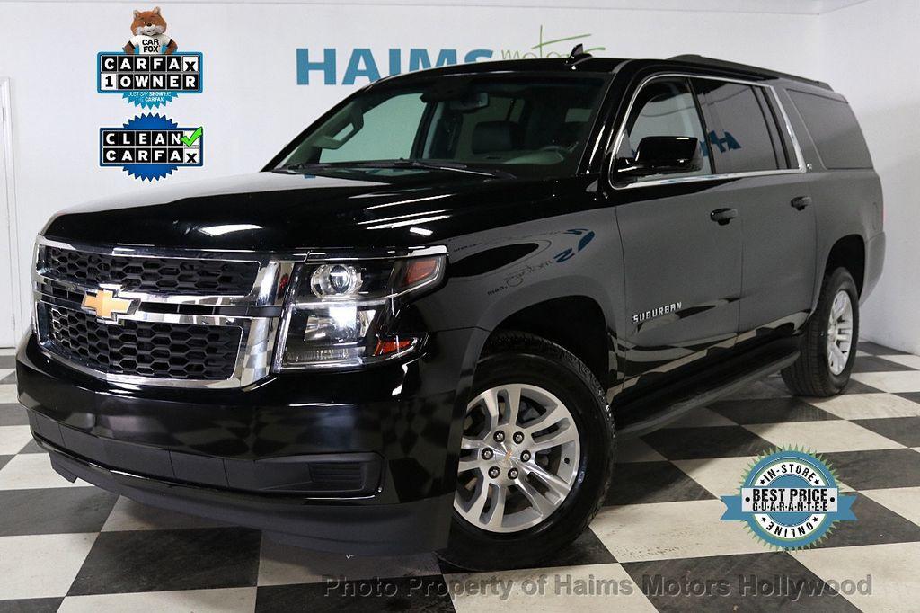 2018 Chevrolet Suburban 2WD 4dr 1500 LT - 18146680 - 0