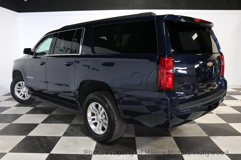 2018 Chevrolet Suburban 2WD 4dr 1500 LT - 18373648 - 4