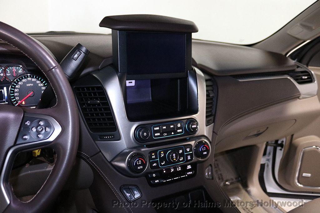 2018 Chevrolet Suburban 2WD 4dr 1500 LT - 18382909 - 22