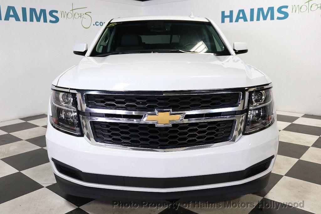 2018 Chevrolet Tahoe 2WD 4dr LT - 18373650 - 2