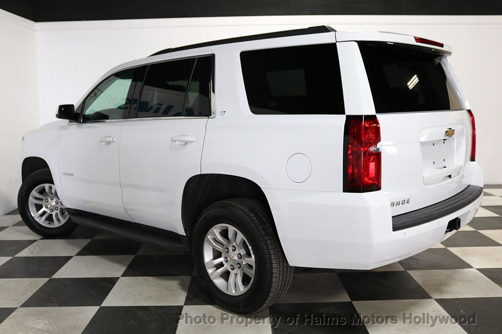 2018 Chevrolet Tahoe 2WD 4dr LT - 18373650 - 4