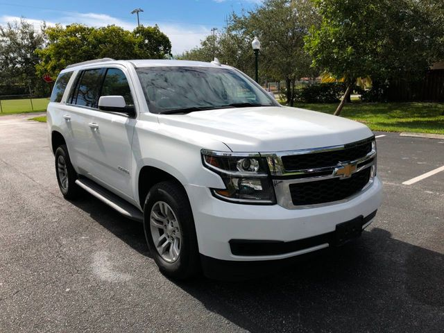 2018 Chevrolet Tahoe 2WD 4dr LT - Click to see full-size photo viewer