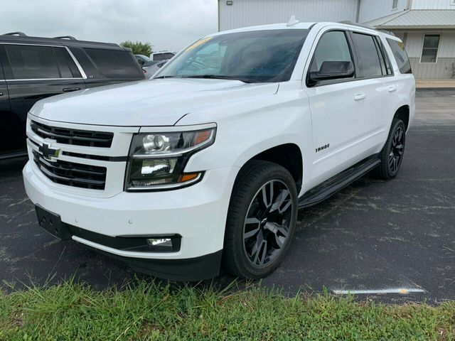 Used Chevy Tahoe >> 2018 Used Chevrolet Tahoe 4wd 4dr Premier At L L Auto Sales And Service Serving Carlock Il Iid 18971178