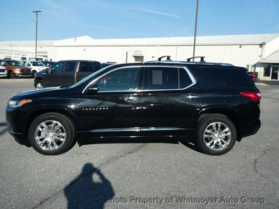 2018 Chevrolet Traverse AWD 4dr High Country w/2LZ - Click to see full-size photo viewer