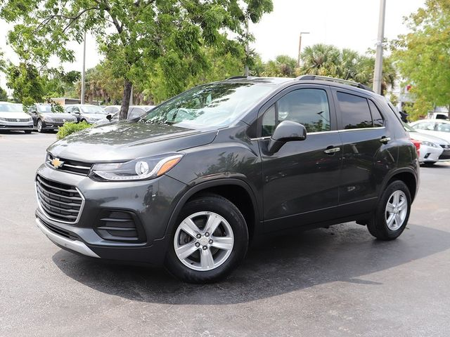2018 Used Chevrolet Trax Lt At Miami Car Credit Llc