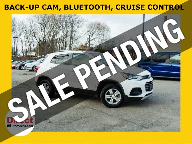 2018 Used Chevrolet Trax Lt At Automecca Serving Framingham Ma Iid 20432760
