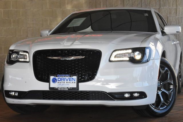Used Chrysler 300 >> 2018 Used Chrysler 300 300s Awd At Driven Auto Sales Serving Burbank Il Iid 19722167