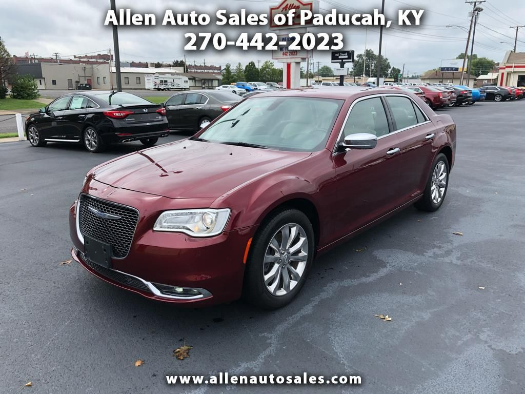 Allen Auto Sales >> 2018 Used Chrysler 300 Limited Awd At Allen Auto Sales Serving Paducah Ky Iid 18743427