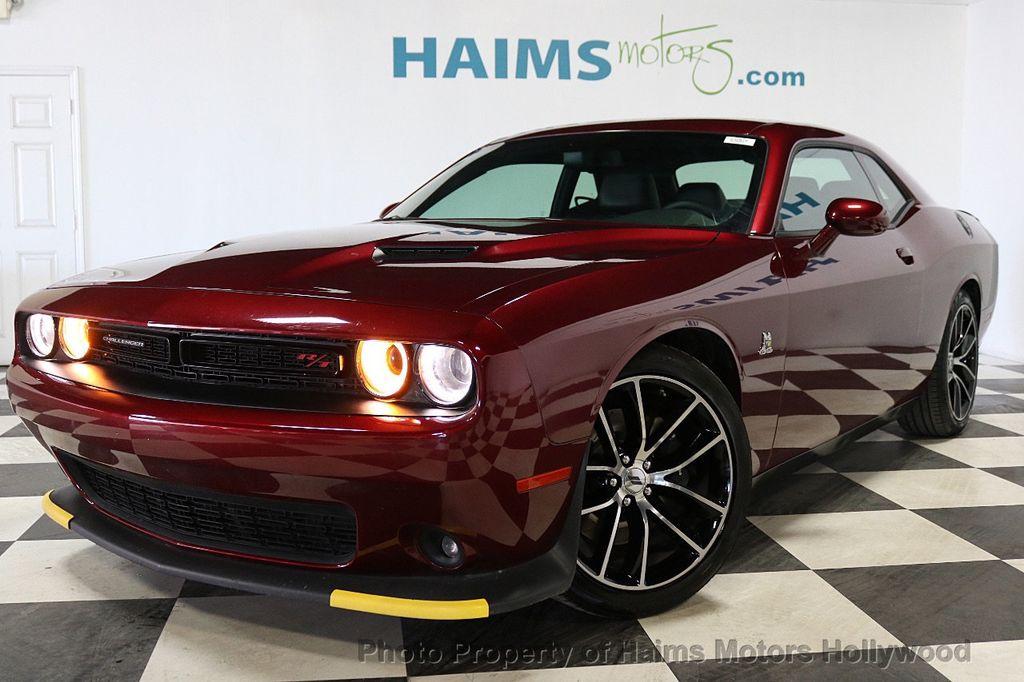 2018 Dodge Challenger R/T Scat Pack RWD - 18112613 - 1
