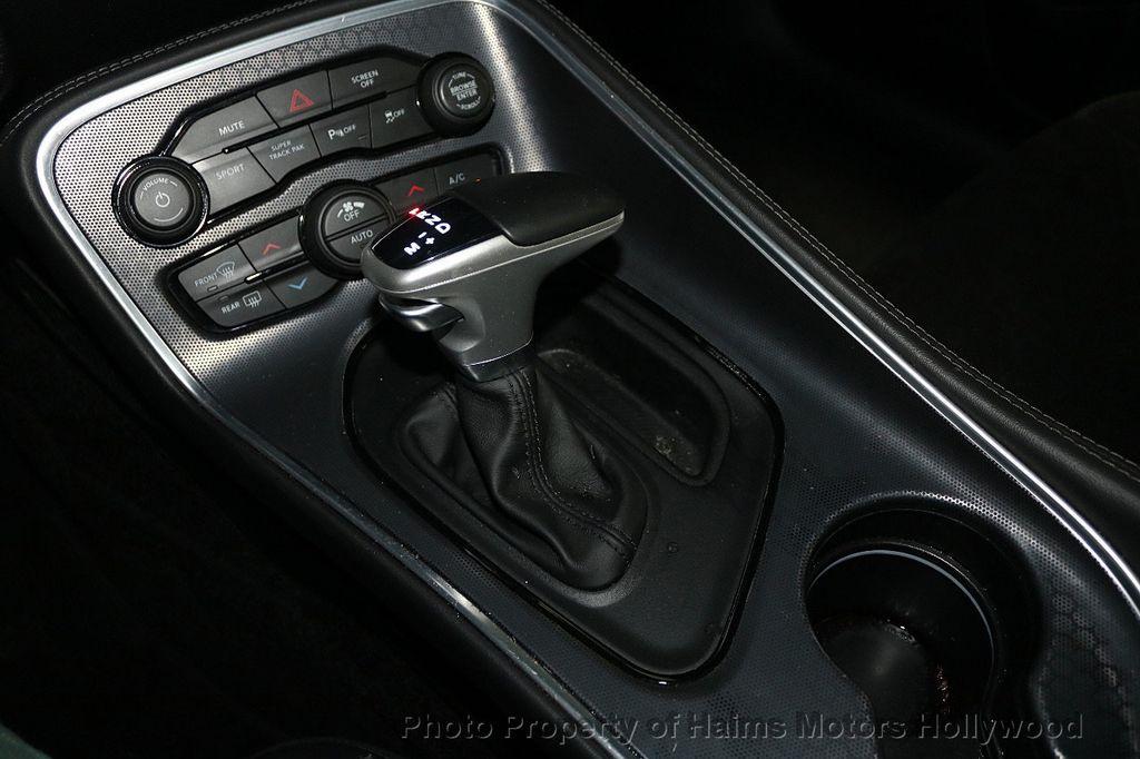 2018 Dodge Challenger R/T Scat Pack RWD - 18112613 - 22
