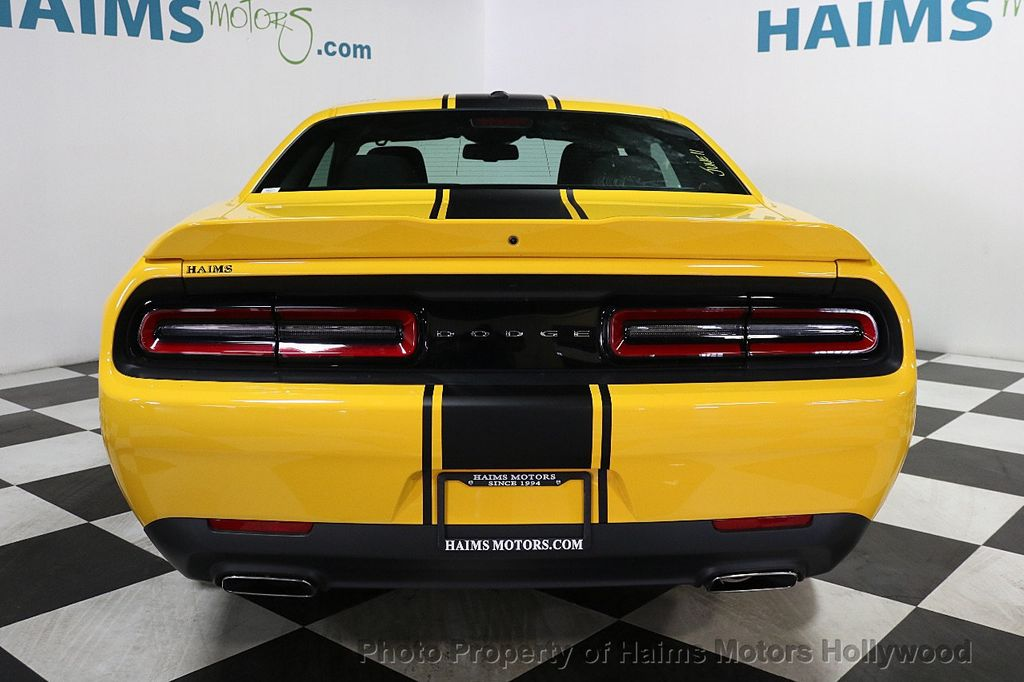 2018 Dodge Challenger SXT Coupe - 17760212 - 5