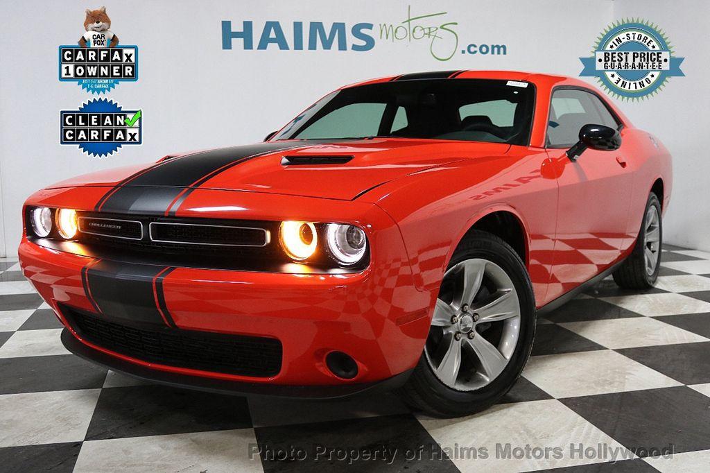 2018 Used Dodge Challenger SXT RWD at Haims Motors Serving Fort