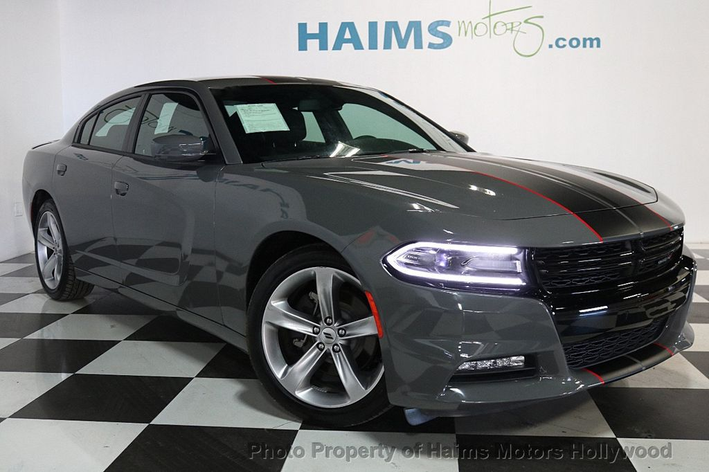 2018 Dodge Charger R/T RWD - 17422229 - 3