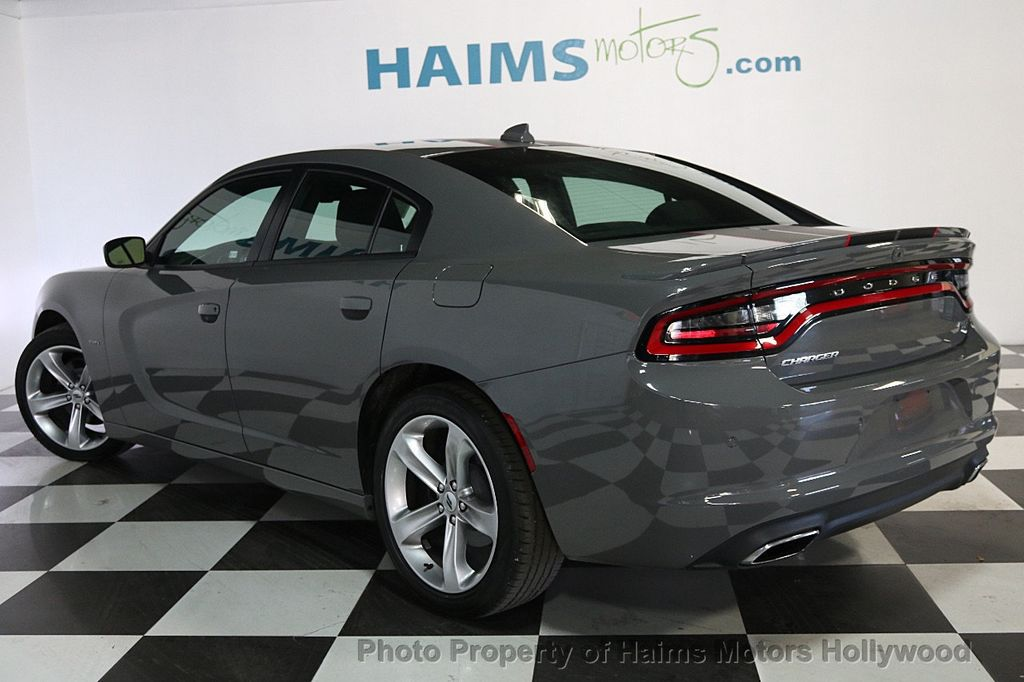 2018 Dodge Charger R/T RWD - 17422229 - 4
