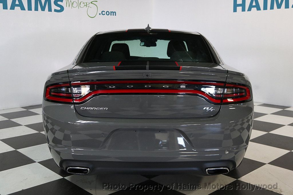 2018 Dodge Charger R/T RWD - 17422229 - 5