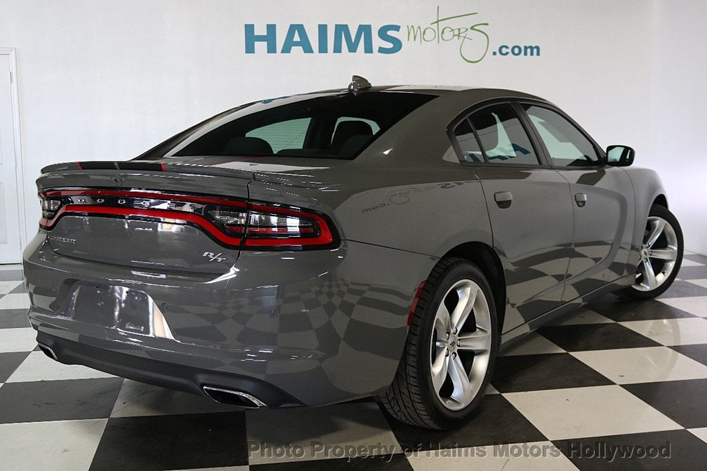 2018 Dodge Charger R/T RWD - 17422229 - 6