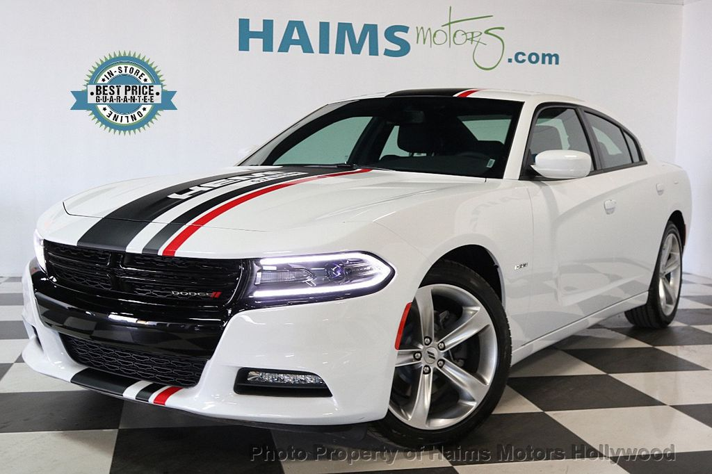 Dodge Charger All Wheel Drive >> 2018 Used Dodge Charger R/T RWD at Haims Motors Serving Fort Lauderdale, Hollywood, Miami, FL ...