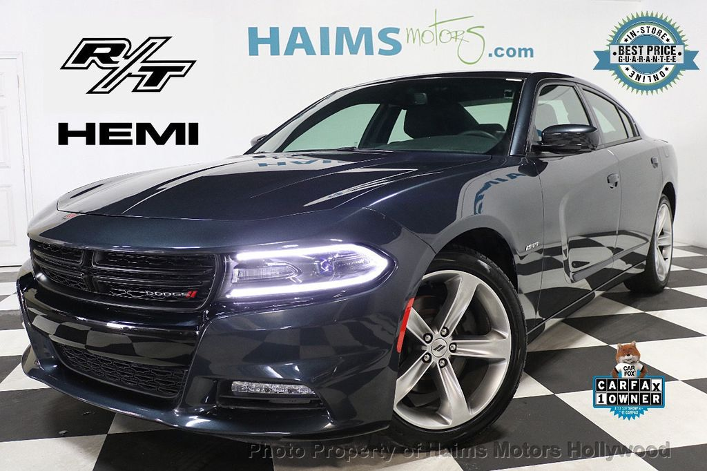 2018 Dodge Charger R/T RWD - 17848159 - 0