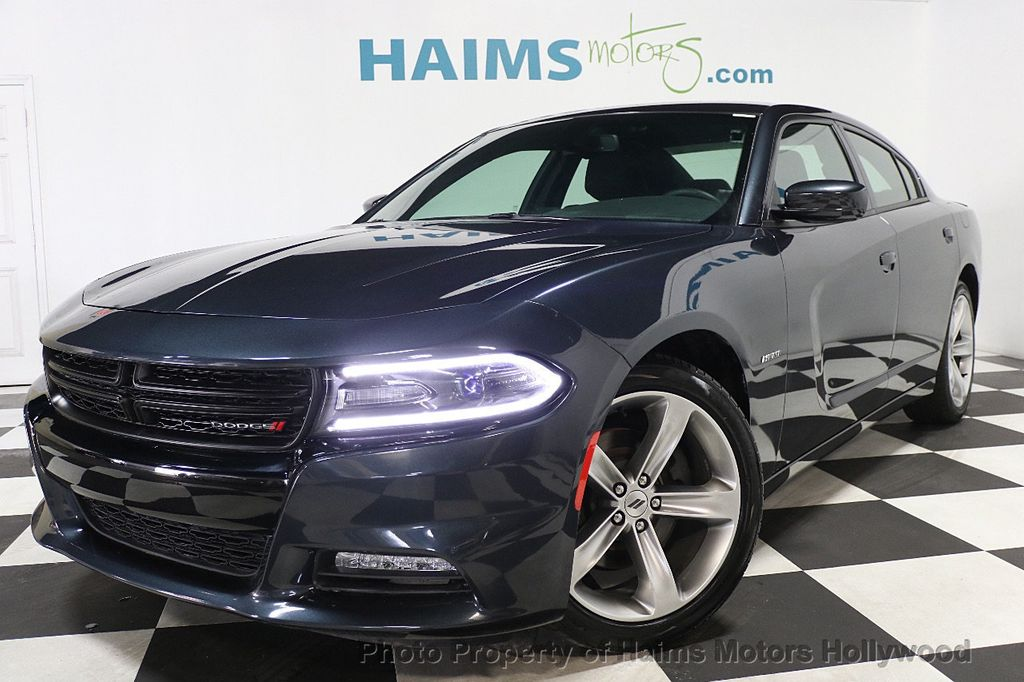 2018 Dodge Charger R/T RWD - 17848159 - 1