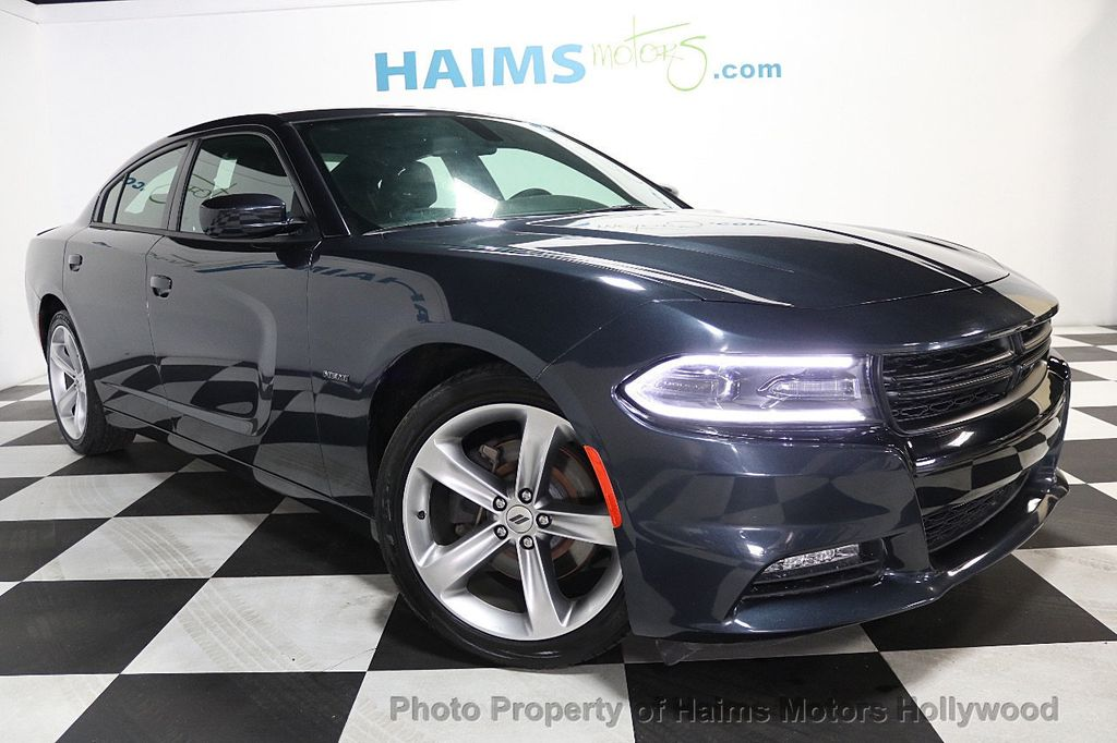 2018 Dodge Charger R/T RWD - 17848159 - 3
