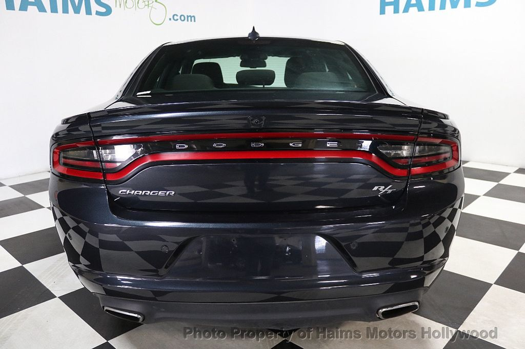 2018 Dodge Charger R/T RWD - 17848159 - 5