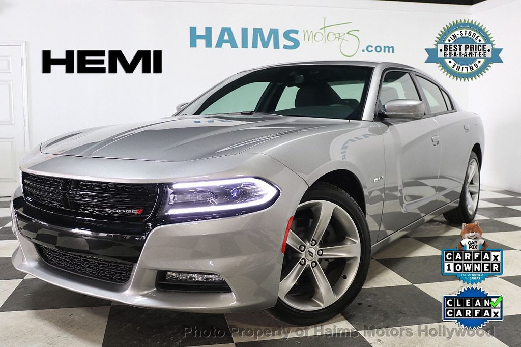 2018 Dodge Charger R/T RWD - 17867086 - 0
