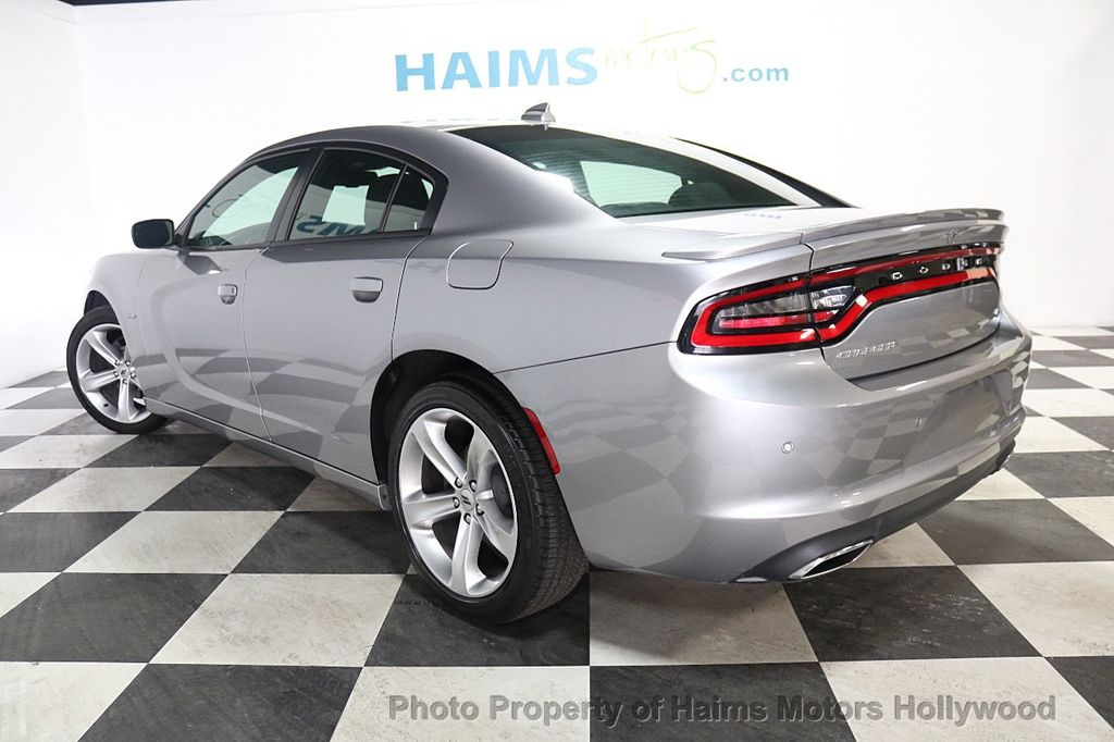 2018 Dodge Charger R/T RWD - 17867086 - 4