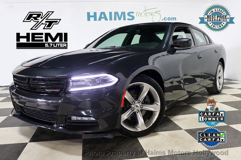 2018 Dodge Charger R/T RWD - 17966917 - 0