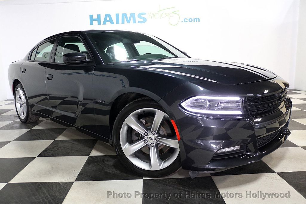 2018 Dodge Charger R/T RWD - 17966917 - 3