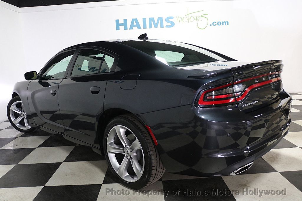 2018 Dodge Charger R/T RWD - 17966917 - 4