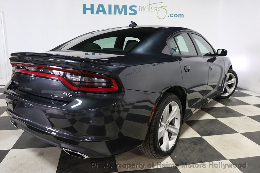 2018 Dodge Charger R/T RWD - 17966917 - 6