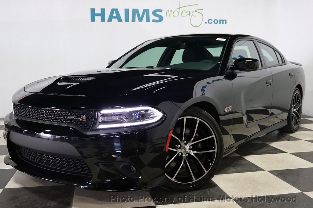 2018 Used Dodge Charger R T Scat Pack Rwd At Haims Motors