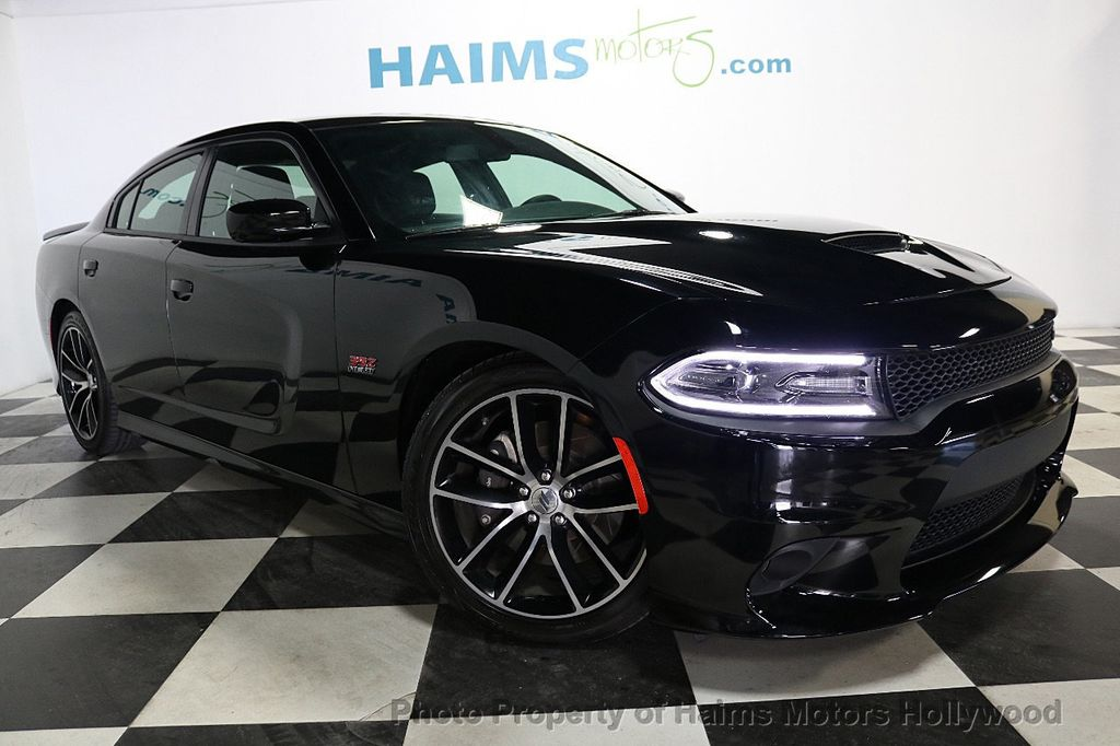 Dodge Charger All Wheel Drive >> 2018 Used Dodge Charger R/T Scat Pack RWD at Haims Motors ...