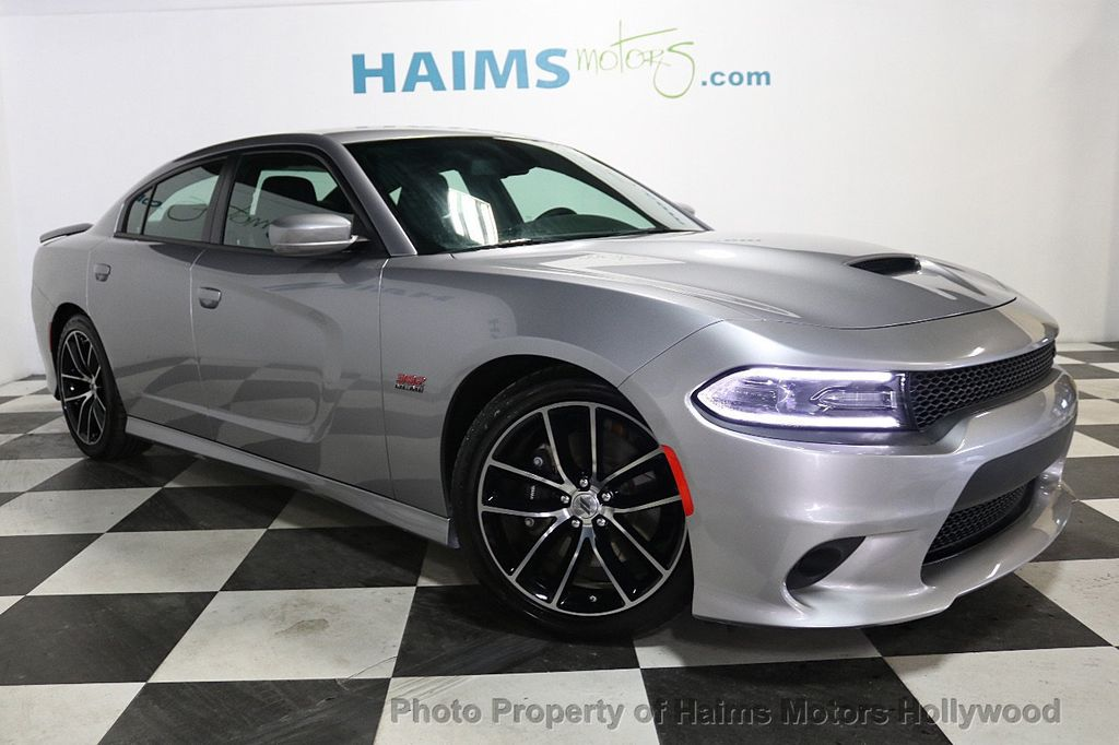 2018 Dodge Charger R/T Scat Pack RWD - 18159634 - 3