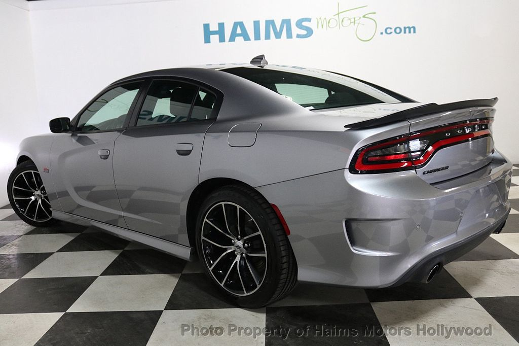 2018 Dodge Charger R/T Scat Pack RWD - 18159634 - 4