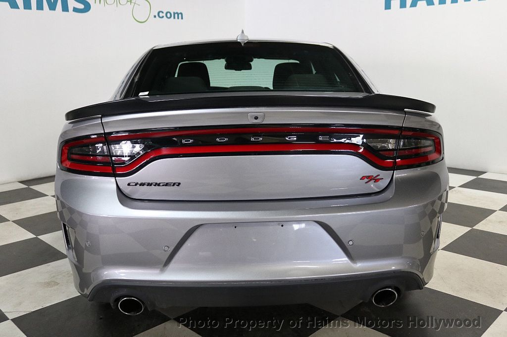2018 Dodge Charger R/T Scat Pack RWD - 18159634 - 5