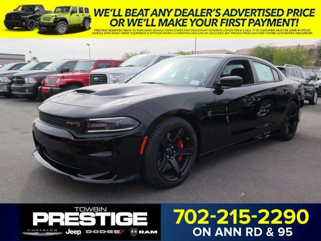 Las Vegas Dodge >> 2018 Dodge Charger Srt Hellcat Rwd Sedan For Sale Las Vegas