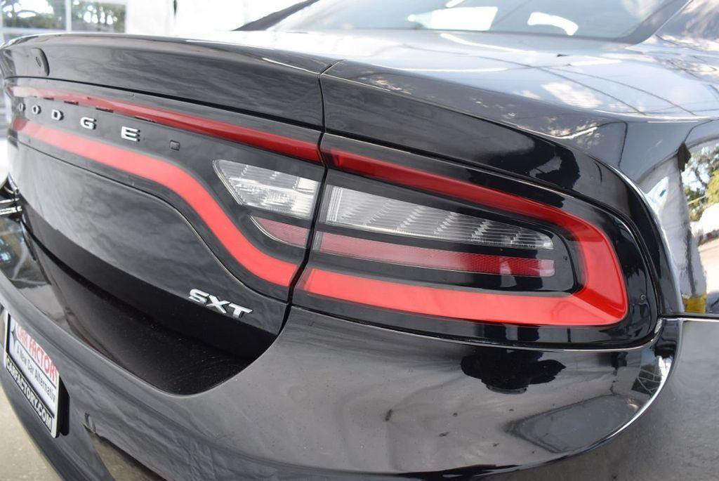 2018 Dodge Charger SXT Plus RWD - 18497648 - 1