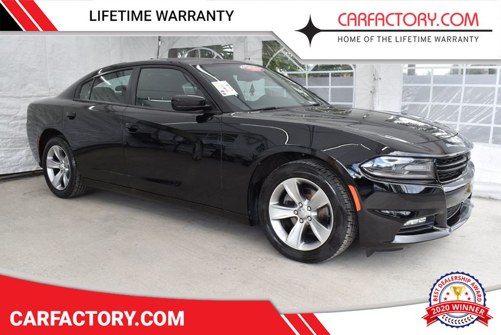 2018 Dodge Charger SXT Plus RWD - 18574902 - 0