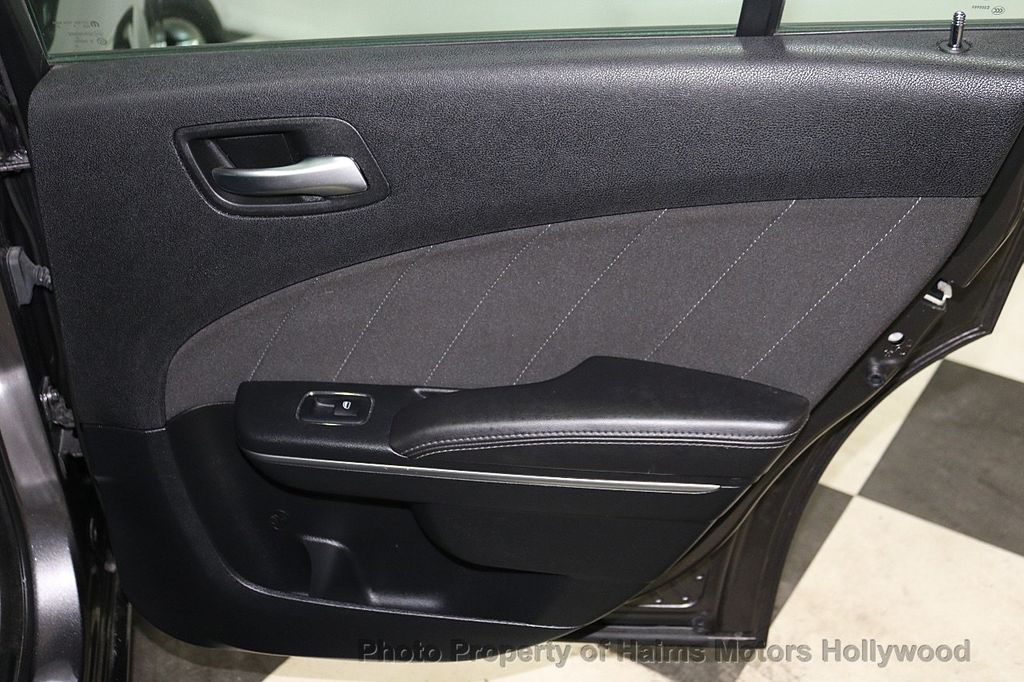 2018 Dodge Charger SXT Plus RWD - 18183615 - 11